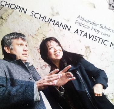 Neue CD von Patricia Hoy und Alexander Suleiman