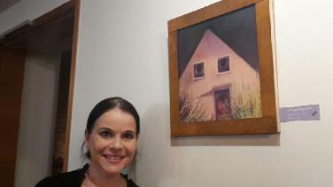"""Agnes Krumwiede zeigt Ölbilder im """"Mo"""""""