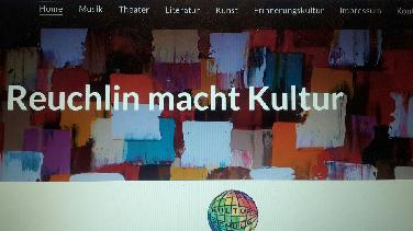 Kultur-Homepage des Reuchlingymnasiums
