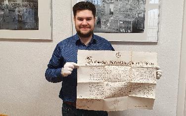 Jüdisches Leben in Neuburg