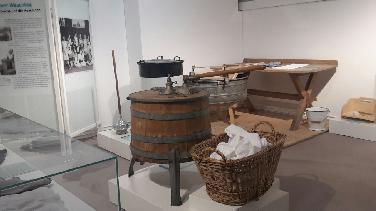 """""""Hygiene auf dem Land"""" im Bauerngerätemuseum"""