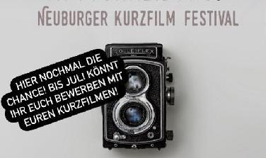Kurzfilmfestival in Neuburg