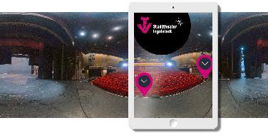 Virtuelle Panorama-Führung durchs Stadttheater IN