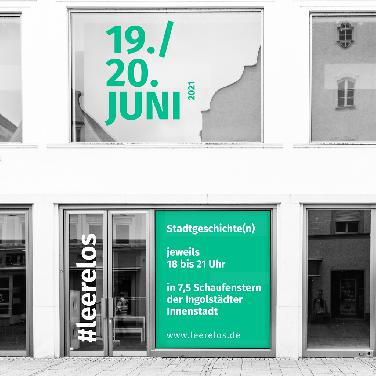 """""""Leerelos"""": live performte Stadtgeschichten"""