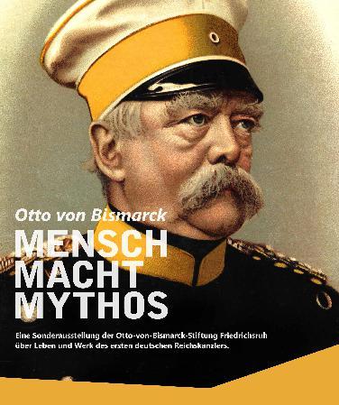 Otto v. Bismarck im Stadtmuseum ND