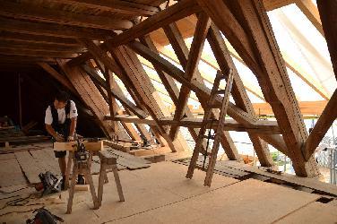 Sanierung der Sebastianskirche Ingolstadt