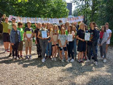 Tilly for future: Umweltprojekt der Tilly-Realschule