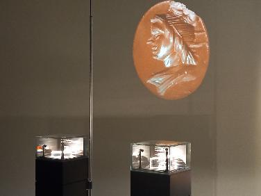 Miniaturkunst: Gemmen aus der Antike und Neuzeit