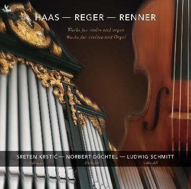Haas-Reger-Renner: neue CD beim Label TYXart