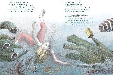 """""""Danner tanzt"""": Friedrich Schillers """"Der Taucher"""""""