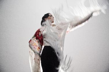 Flamenco-Tänzerin Monserrat Suarez kommt nach IN