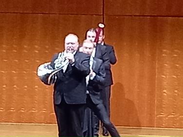 Carion Bläserquintett begeistert beim Konzertverein
