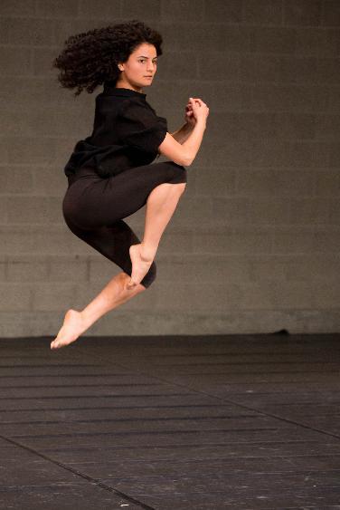 Tanztage: Solostücke und partizipative Performance